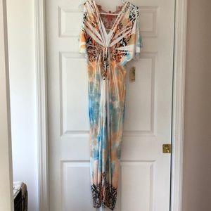 NWT One World Maxi Dress size L